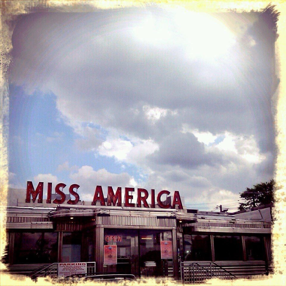 miss america diner in jersey city, nj