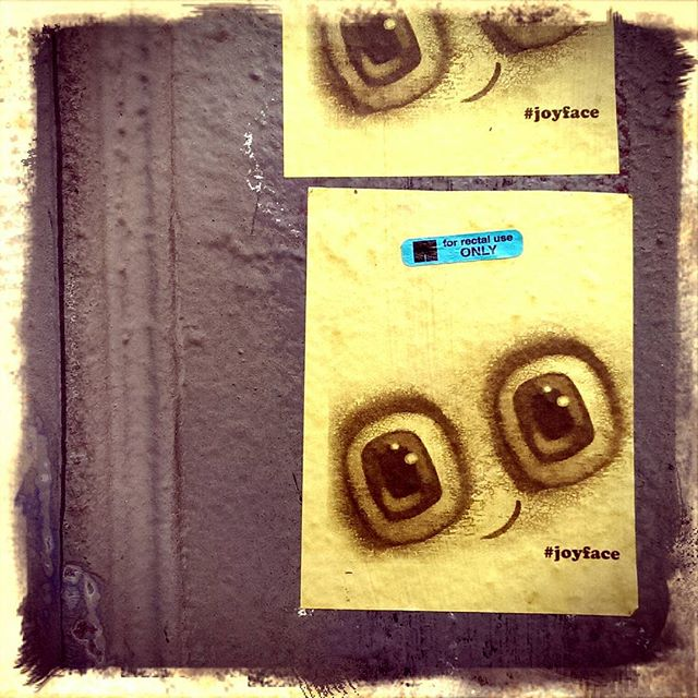 #joyface for retail use only
